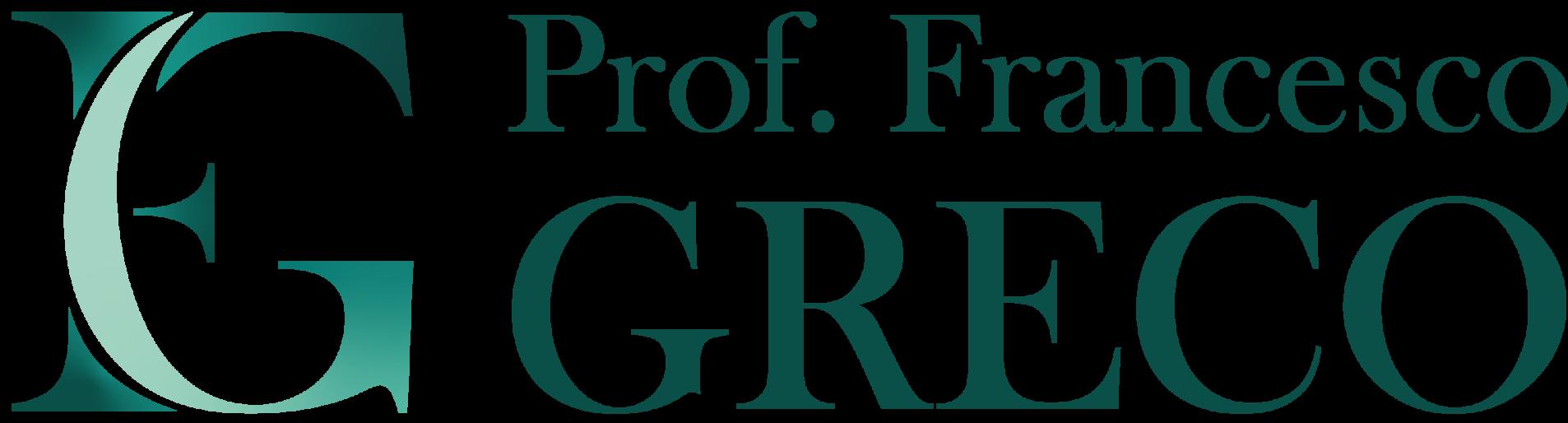 Prof. Francesco Greco
